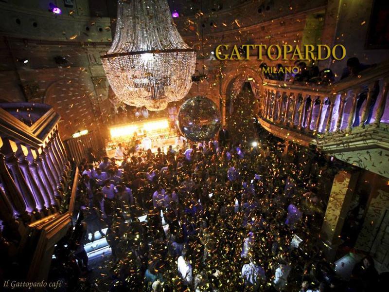 Gattopardo Discoteca Milano